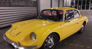 Alpine Renault A 110 GT4 -Rare