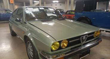 Alfa Roméo Alfasud Sprint