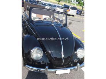 VW Coccinelle Cabrio 1ère Série