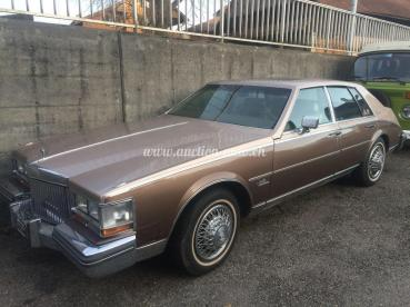 Cadillac Seville Bentley-Boot