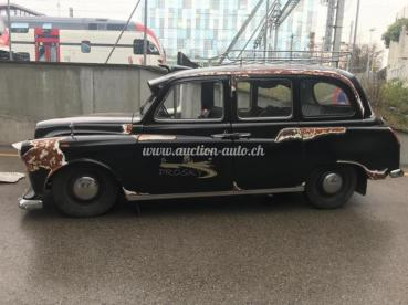 Austin London Taxi (anglais)
