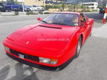 Ferrari Testarossa V12- Vétéran