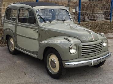 Fiat Topolino Belvedère