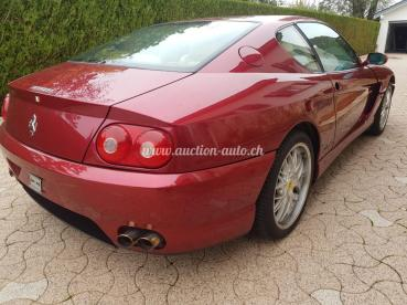 Ferrari 456 GT 6 Speed