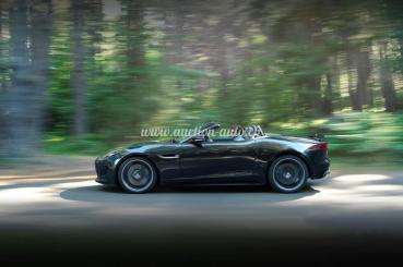 Jaguar F-Type Roadster - as new