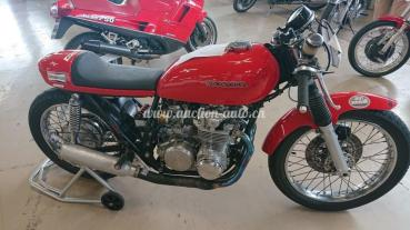 Honda Racer CB 500cc Four