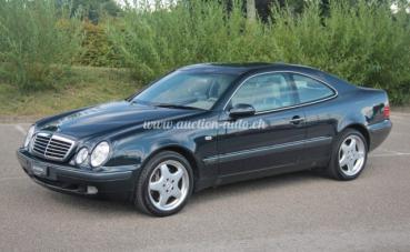 Mercedes CLK 430 V8