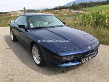 BMW 850i V12