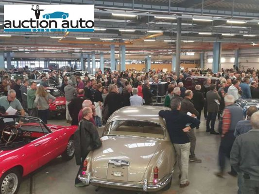 Auction Auto Beaulieu